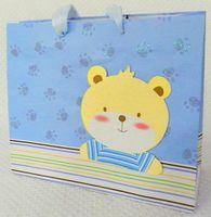 Пакет бумажный подарочный (43х33х10 см; арт. XD-i2303-6)