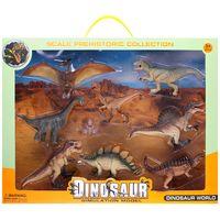 """Набор фигурок """"Динозавры"""" (9 шт.; арт. DV-T-971)"""