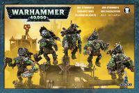 Warhammer 40.000. Orks. Stormboyz (50-13)