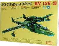 "Гидросамолет-разведчик ""BV 138 Supermodel"" (масштаб: 1/72)"