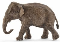 "Фигурка ""Азиатский слон. Самка"" (8,5 см)"