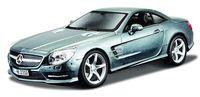 """Модель машины """"Bburago. Mercedes-Benz SL 500"""" (масштаб: 1/24)"""