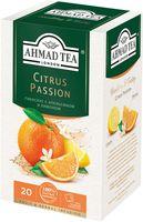 "Фиточай ""Ahmad Tea. Citrus Passion"" (20 пакетиков)"