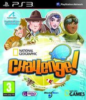 National Geographic Challenge (для PS Move) (PS3)