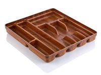 Лоток для столовых приборов пластмассовый (320х360х45 мм)