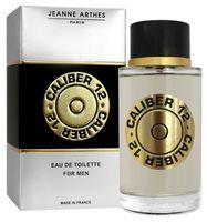 "Парфюмерная вода для мужчин Jeanne Arthes ""Caliber 12"" (100 мл)"