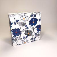 """Подарочная коробка """"Цикорий"""" (16x16x7,5 см)"""