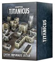 Warhammer 40.000. Adeptus Titanicus. Sector Civitas Imperialis (400-11)
