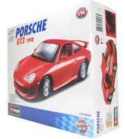 """Модель машины """"Bburago. Porsche GT3"""" (масштаб: 1/24; арт. 18-25058)"""