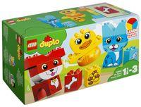 """LEGO Duplo """"Мои первые домашние животные"""""""