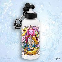 "Бутылка для воды ""Время приключений"" (600 мл)"
