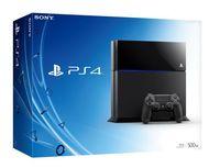 """Игровая консоль Sony PlayStation 4 """"PS4"""" 500 GB Черная (РСТ)"""