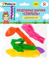 """Шары воздушные """"Спираль"""" (5 шт.)"""