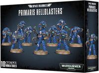 Warhammer 40.000. Space Marines. Primaris Hellblasters (48-76)