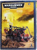 Warhammer 40.000. Orks. Trukk (50-09)