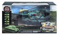"""Танк """"Abrams М1А2"""" (со световыми и звуковыми эффектами; арт. 870235)"""