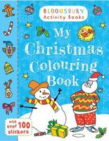 My Christmas. Colouring Book
