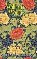 Блокнот ArtNote Уильям Моррис. Искусство прерафаэлитов (цветочный орнамент)