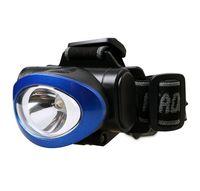 Светодиодный налобный фонарь 1 Вт Smartbuy (синий)