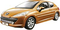 """Модель машины """"Bburago. Peugeot 207"""" (масштаб: 1/24)"""