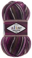 ALIZE. Superwash 100 №4721 (100 г; 420 м)