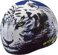 Шапочка для плавания (синяя; тигр; арт. PSC425)