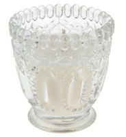 Свеча декоративная ароматизированная (75х70 мм; арт. AFD002010)