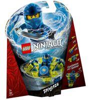 "LEGO Ninjago ""Джей: мастер Кружитцу"""