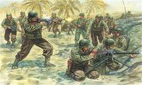 "Набор миниатюр ""Американская армия"" (масштаб: 1/72)"