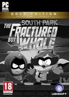 Цифровой ключ South Park: The Fractured but Whole. Gold Edition (предзаказ)
