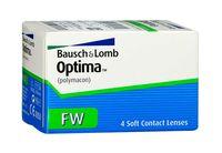 """Контактные линзы """"Optima FW"""" (1 линза; -6,0 дптр; 8,4 мм)"""