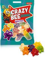 """Конфеты жевательные """"Crazy Bee Gummi. Monsters"""" (100 г)"""