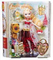 "Кукла ""Ever After High. День Наследия. Эппл Уайт"""