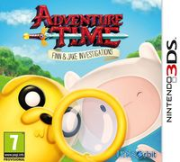 Adventure Time: Finn and Jake Investigations (3DS)