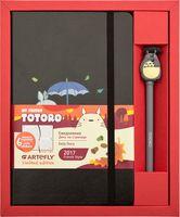 """Набор подарочный """"Totoro"""" (13х21 см; красный)"""
