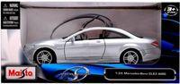 "Модель машины ""Mercedes-Benz CL63 AMG"" (масштаб: 1/24)"