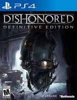 Dishonored. Definitive edition (PS4)