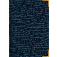 """Ежедневник датированный """"Business Prestige. Iguana"""" (А5; 176 листов; темно-синий)"""
