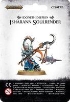 Warhammer Age of Sigmar. Idoneth Deepkin. Isharann Soulrender (87-25)