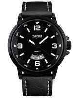 Часы наручные (чёрные; арт. 9115CL)