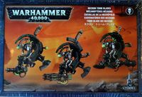 "Набор миниатюр ""Warhammer 40.000. Necrons Tomb Blades"" (49-13)"