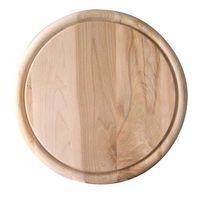 Доска разделочная деревянная (25х1 см; арт. 27245-A)