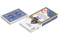 """Карты для покера """"Bicycle Standart"""" (синяя рубашка)"""