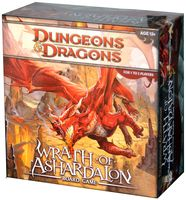 Dungeons and Dragons. Wrath of Ashardalon