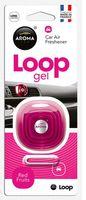 """Ароматизатор для автомобиля """"Loop Gel"""" (red fruits)"""