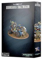 Warhammer 40.000. Orks. Boomdakka Snazzwagon (50-39)