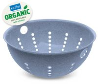 "Дуршлаг пластмассовый ""Palsby Organic"" (297 мм; синий)"