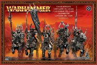 """Набор миниатюр """"Warhammer FB. Chaos Knights"""" (83-09)"""