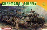 """Средний танк """" Sherman Ic Firefly"""" (масштаб: 1/72)"""