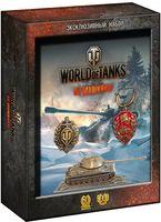 """Набор """"World of Tanks"""" с моделью танка ИС-7 (FRT-100500)"""